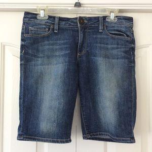 Anthropologie Paige 30 Denim Jeans Shorts